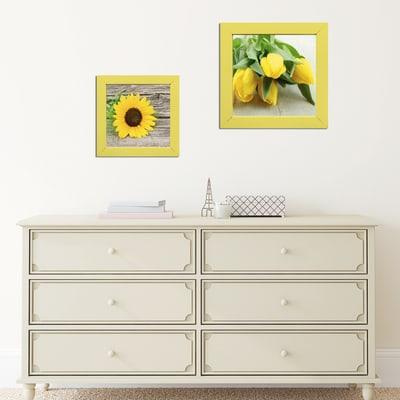 Cornice INSPIRE grigio per foto da 30X30 cm