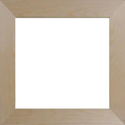 Cornice INSPIRE Natural naturale per foto da 14x14 cm