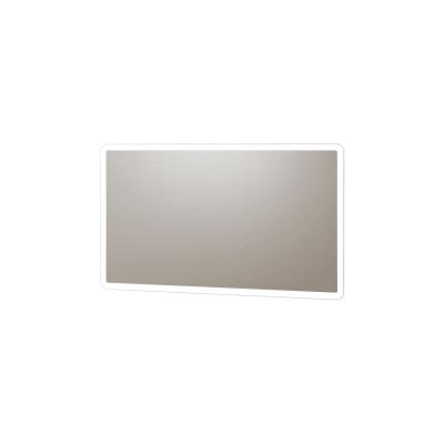 Specchio con illuminazione integrata bagno rettangolare Loto L 120 x H 70 cm