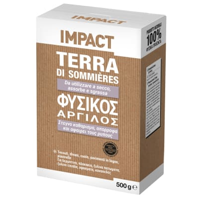 Powder maintenance product IMPACT 0,500 kg