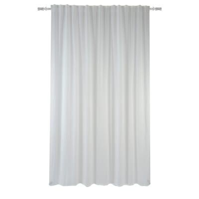 Tenda INSPIRE Jara bianco fettuccia e passanti 200 x 280 cm