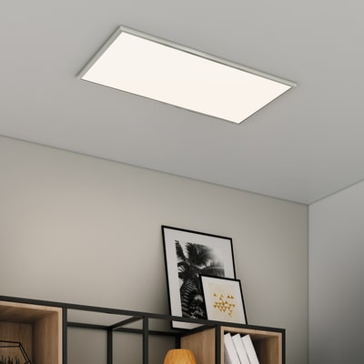 Pannello led UGR 30x60 cm regolazione da bianco caldo a bianco freddo, 2600LM INSPIRE