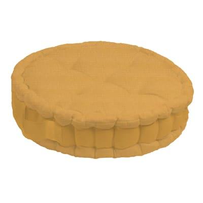 Cuscino da pavimento INSPIRE Ibiza giallo 45x45 cm