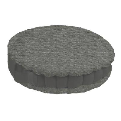 Cuscino da pavimento INSPIRE Ios grigio 45x45 cm