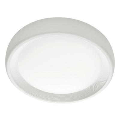 Plafoniera Loft LED integrato in alluminio, bianco, 8W 1420LM IP65