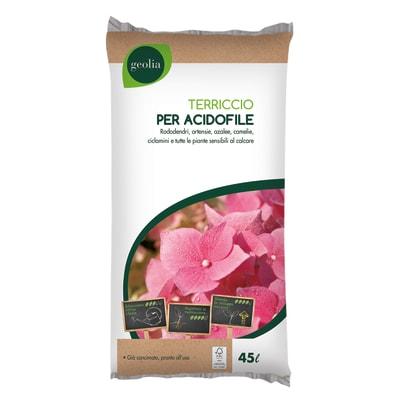 Terriccio GEOLIA per acidofile 45 L