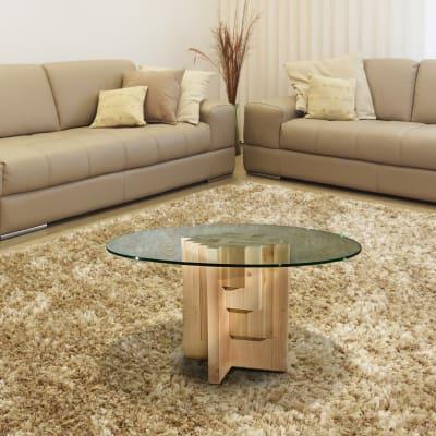 Tavolo rotondo Multis in legno x P 45 cm