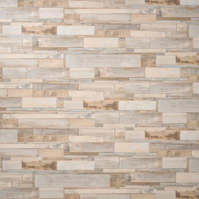 Pavimento pvc flottante clic+ Colour wood Sp 4.2 mm multicolore