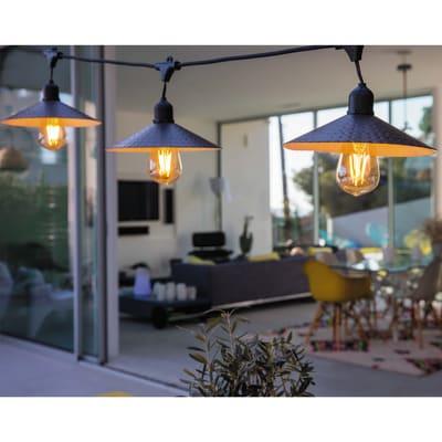 Ghirlanda VINTY 10 lampadine 7 m IP44 LUMISKY