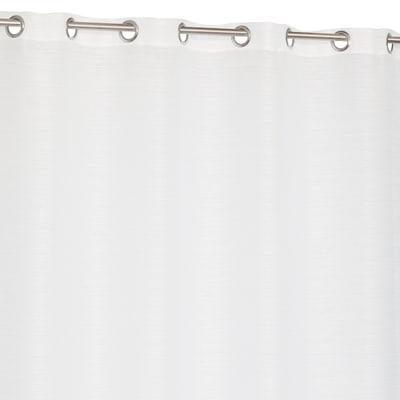 Tenda Corda bianco occhielli 140 x 280 cm