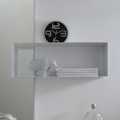 Pensile L 70 x P 20.8 x H 25 cm bianco. Prezzo online ...