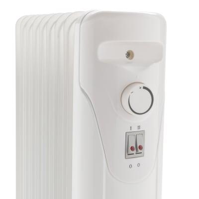 Radiatore ad olio EQUATION bianco 2000 W