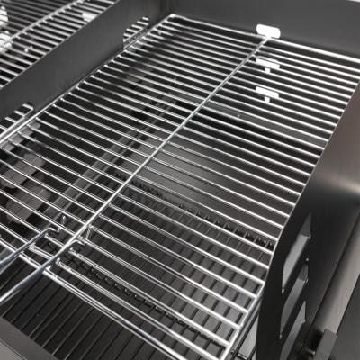 Barbecue carbone NATERIAL Icarus Beta