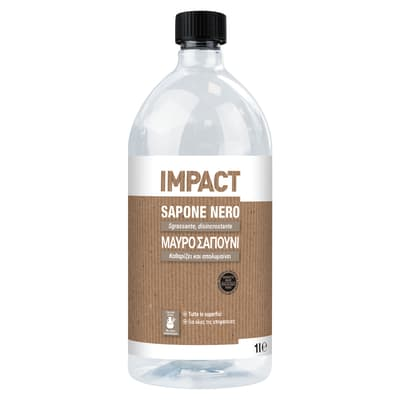 Liquid maintenance product IMPACT Sapone Nero 1 L