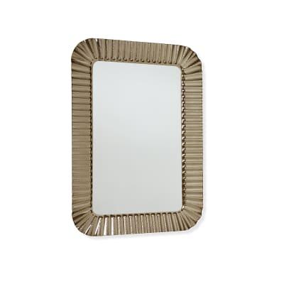 Specchio non luminoso bagno rettangolare Velo L 94 x H 68 cm