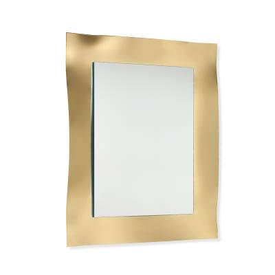 Specchio non luminoso bagno rettangolare Erika  L 89 x H 69 cm