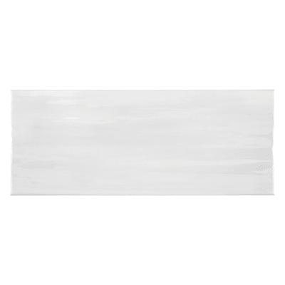 Piastrella per rivestimenti Ravello 20 x 50 cm sp. 8 mm bianco
