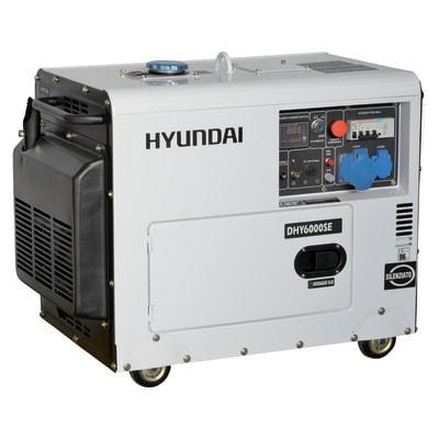 Generatore di corrente HYUNDAI H 65231 AE 5300 W