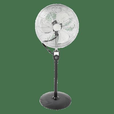 Ventilatore EQUATION TX-16A a piantana, da tavolo, a parete silver 45 W Ø 40 cm