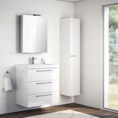 mobile bagno remix bianco l 75 cm prezzi e offerte online