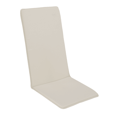 Cuscino monoblocco Bigrey ecru 47x3 cm