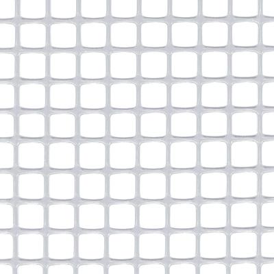 Rete plastica QUADRA 10, L 5 x H 1 m
