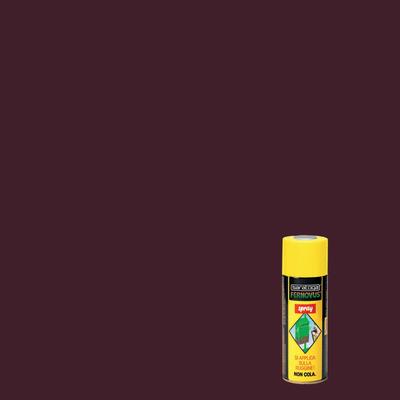Smalto spray base solvente Fernovus 0.0075 L castagna lucido