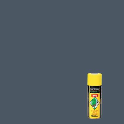 Smalto spray base solvente Fernovus 0.0075 L grigio lucido