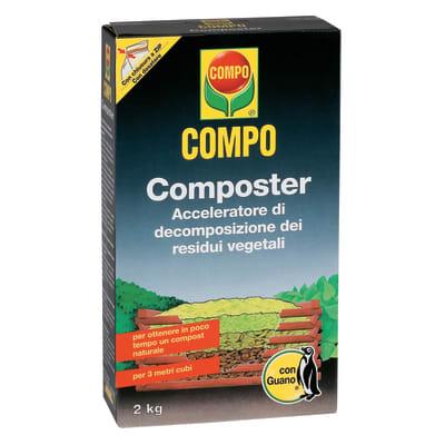 Attivatore di compostaggio granulare COMPO 2 kg