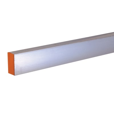 Regola KAPRIOL 24350 in alluminio L 200 x H 20 cm