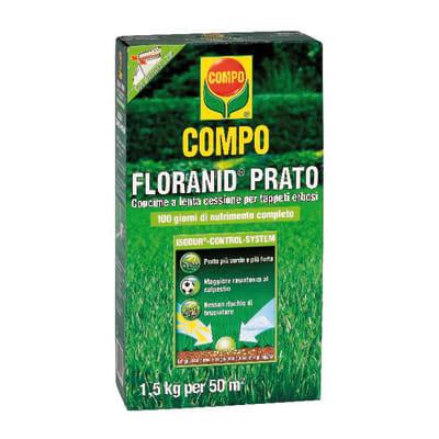 Concime per il prato granulare COMPO Floranid 1,5 Kg