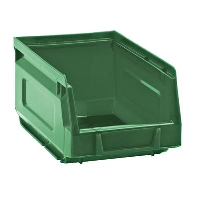 Vaschetta BIN2002.VE in plastica verde