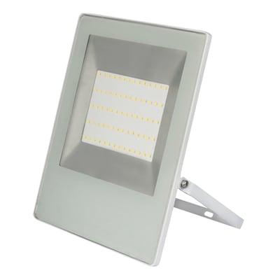 Proiettore LED integrato Ipad in alluminio, bianco, 50W 4750LM IP65