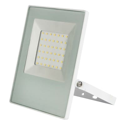 Proiettore LED integrato Ipad in alluminio, bianco, 30W 2850LM IP65