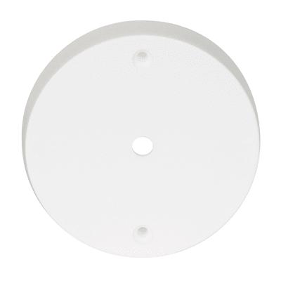 Rosone in plastica bianco