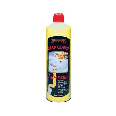Disgorgante chimico Liberatore per cucina e bagno 1 l