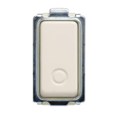 Pulsante FEB Click-Laser bianco