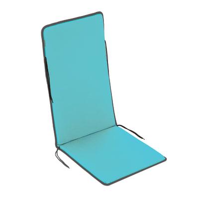 Cuscino azzurro 97x47 cm