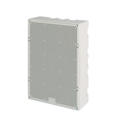 Quadro elettrico vuoto 2 moduli IP41
