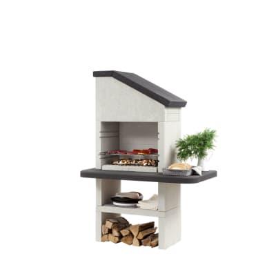 Barbecue legno e carbone PALAZZETTI IN GIARDINO Dubai