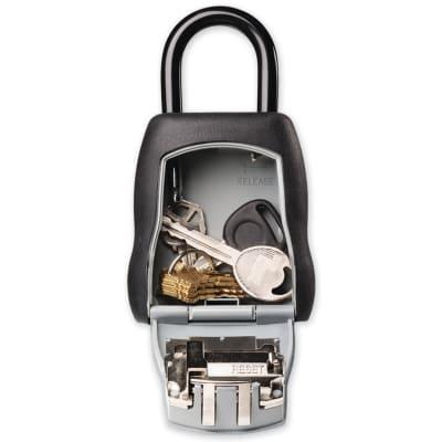 Armadietto per chiavi da agganciare MASTER LOCK 5400EURD L 9 x P 3.2 x H 10.1 cm
