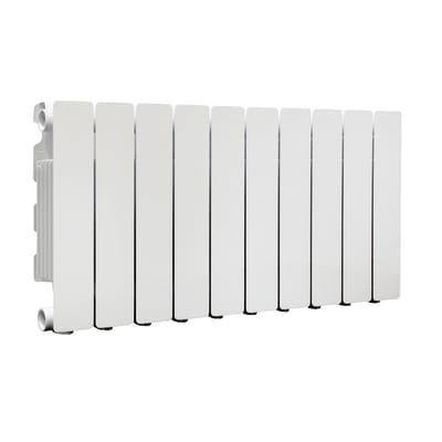 Radiatore acqua calda PRODIGE Modern in alluminio 10 elementi interasse 35 cm