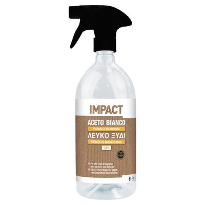 Detergente IMPACT Aceto Bianco 14%  1 L