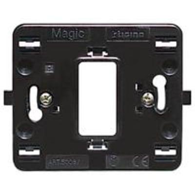 Supporto Magic BTICINO 1 modulo