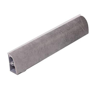 Alzatina pvc cemento L 300 x Sp 3 cm