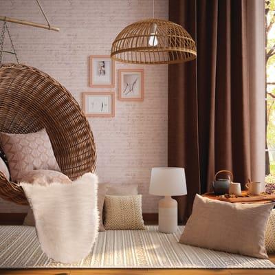 Cuscino INSPIRE Lino naturale 40x40 cm