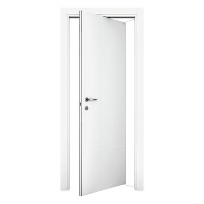Porta rototraslante Urban bianco L 80 x H 210 cm destra