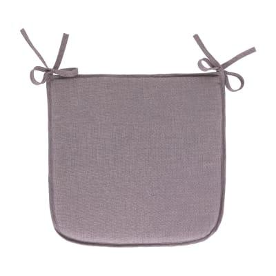 Cuscino per sedia Lastrina Joy grigio 40x40 cm