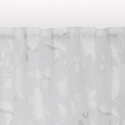 Tenda Viola beige passanti nascosti 140x290 cm