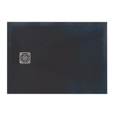 Piatto doccia resina FS25 160 x 70 cm antracite